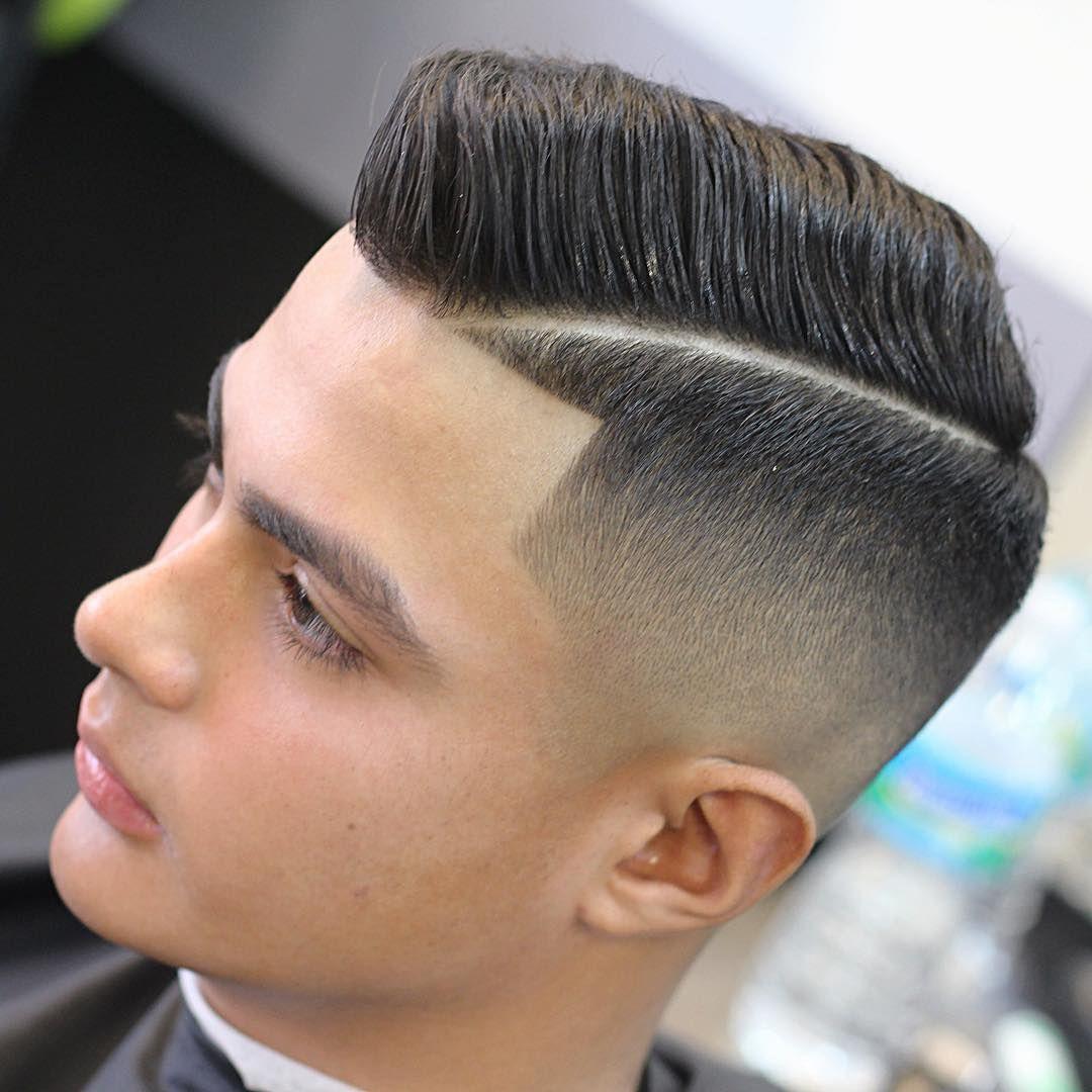 cortes de pelo hombres jovenes