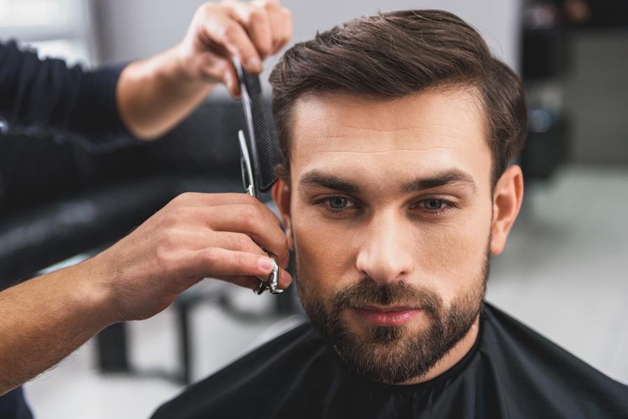 cortes de pelo hombre atras