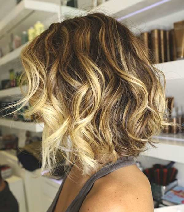 cortes de pelo a media melena corta