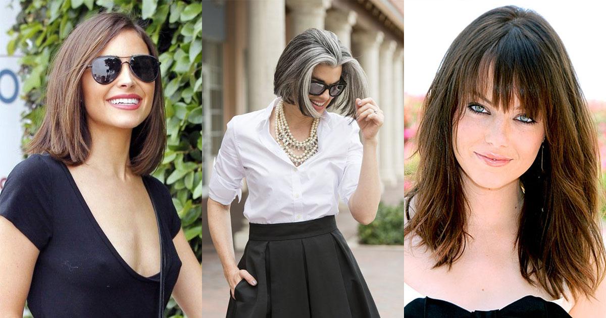 cortes de pelo mujer 2019