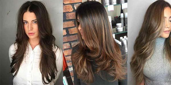 cortes de pelo mujer a capas