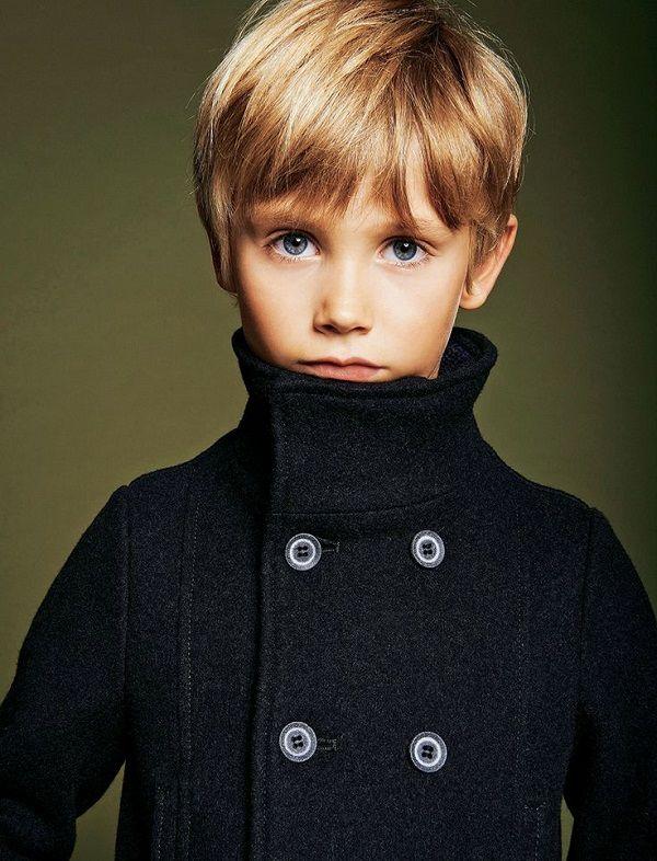 cortes de pelo para niños a la moda