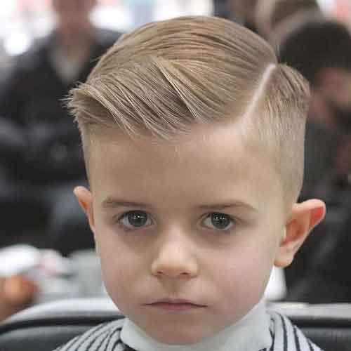 cortes de pelo para niños actuales