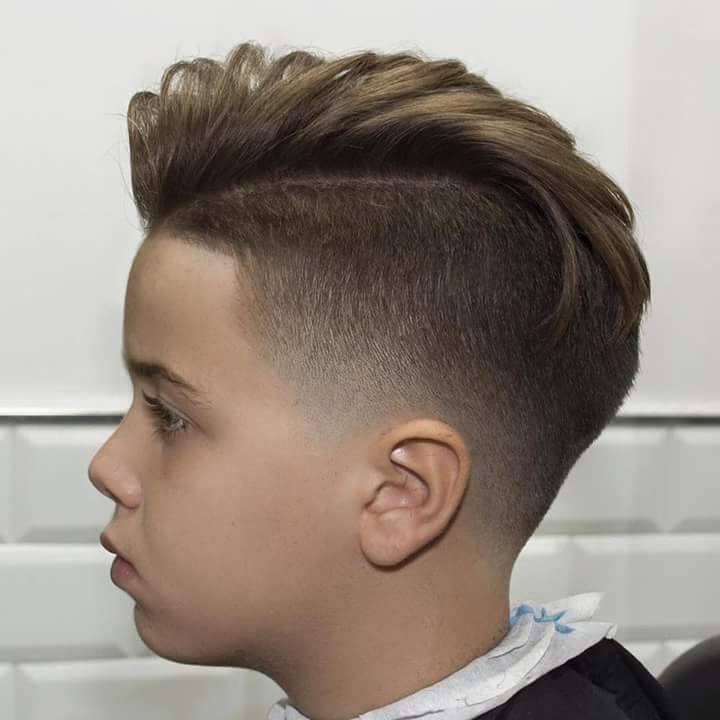 cortes de pelo para niños varones