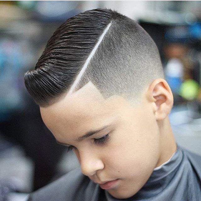 cortes de pelo para niños bajitos