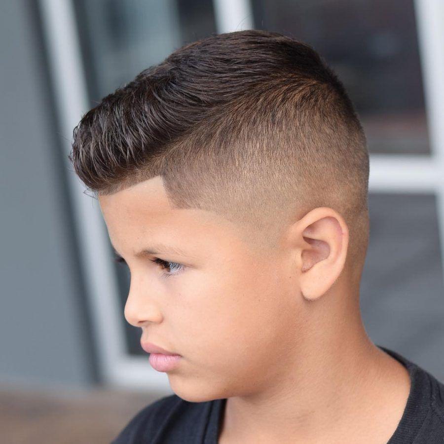 cortes de pelo para niños bonitos