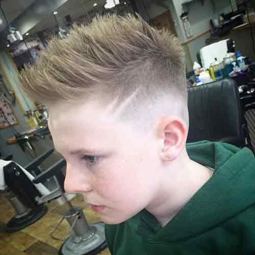 cortes de cabello para niños varones