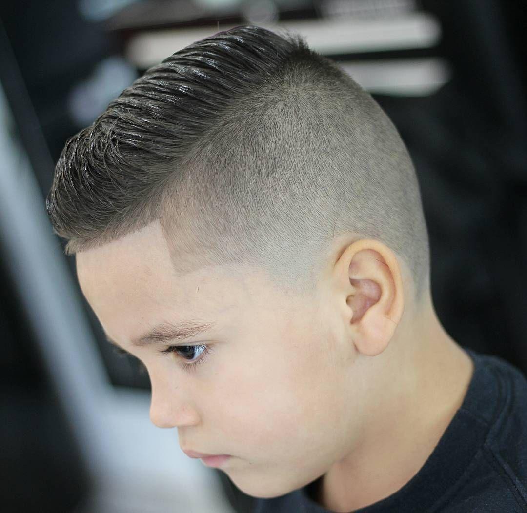 cortes de pelo para niños 2016