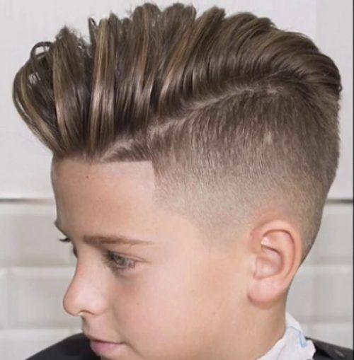 cortes de pelo para ninos de 2 anos
