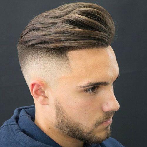 cortes de cabello con flequillo hombres
