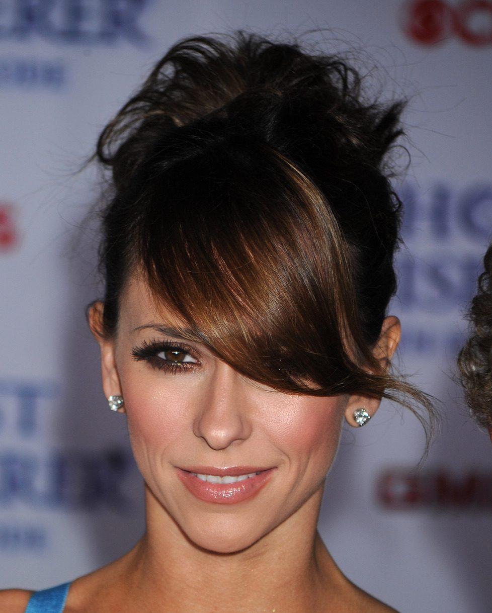 cortes de cabello con flequillo mujer