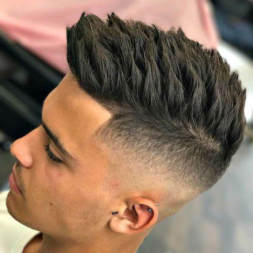 cortes de pelo hombre afro