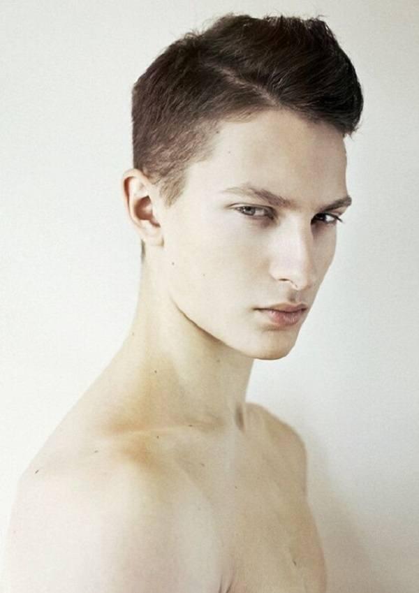 cortes de pelo hombre barba