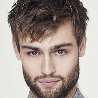 cortes de pelo con flequillo largo para hombres