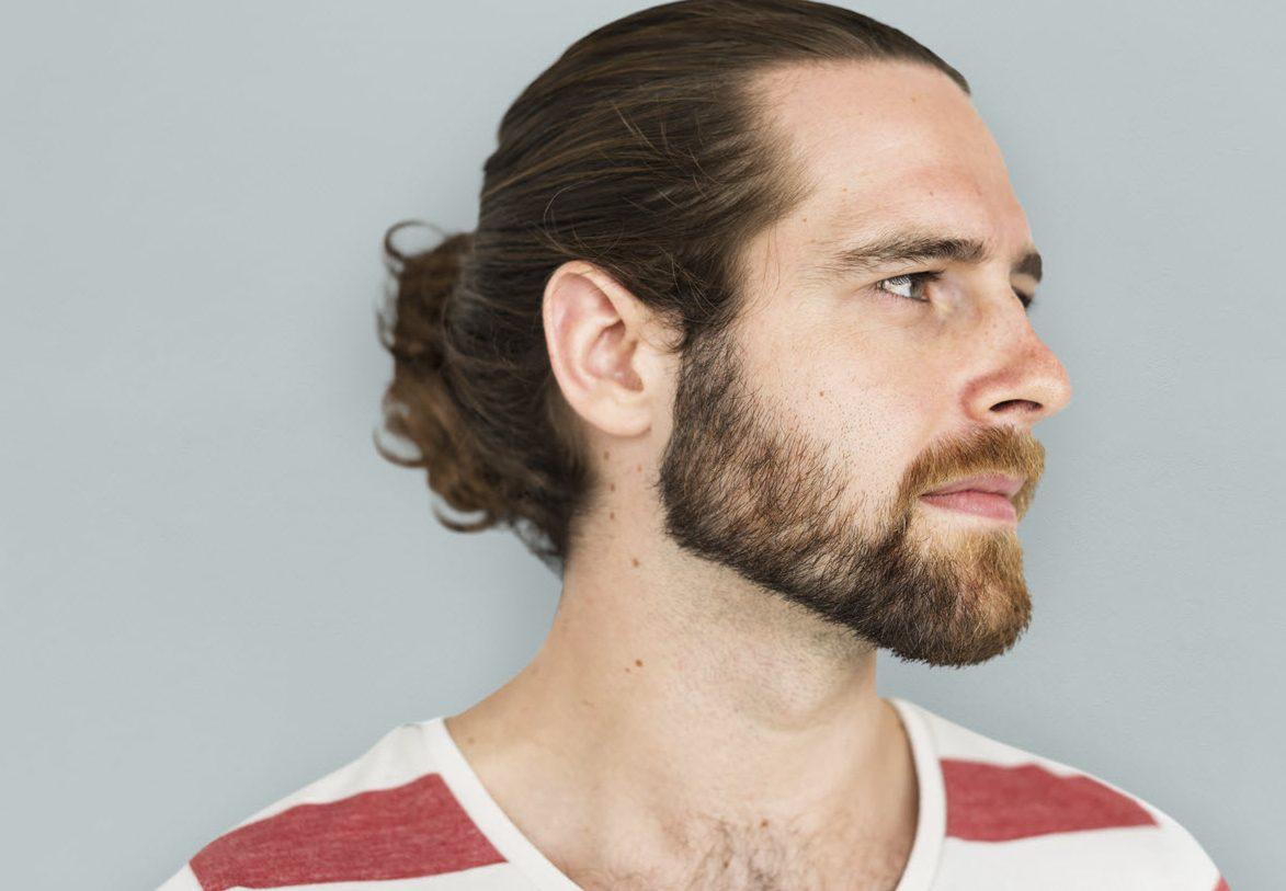 cortes de pelo largo hombres jovenes