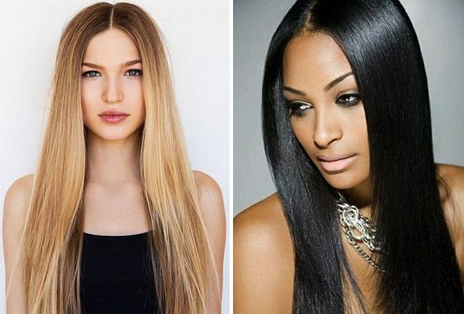cortes de pelo largo para mujeres
