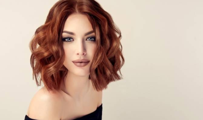 cortes de pelo modernos mujer cara redonda