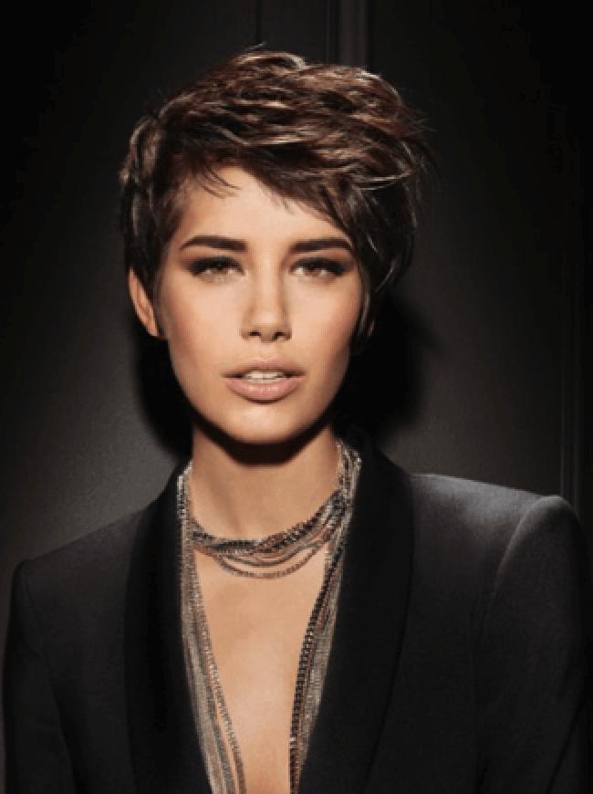 cortes de pelo modernos mujer media melena