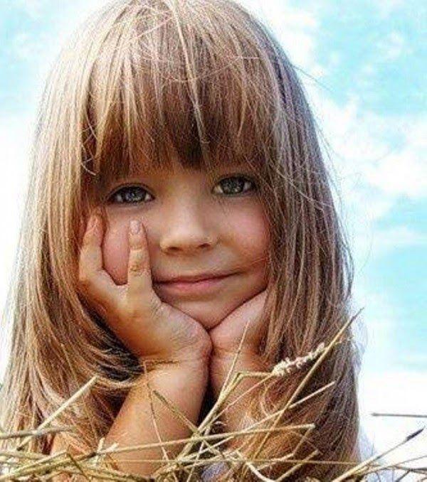 cortes de pelo para niñas bebes
