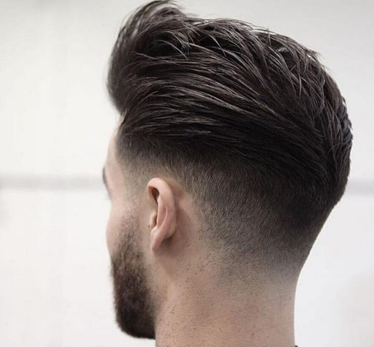 corte de pelo de moda fotos