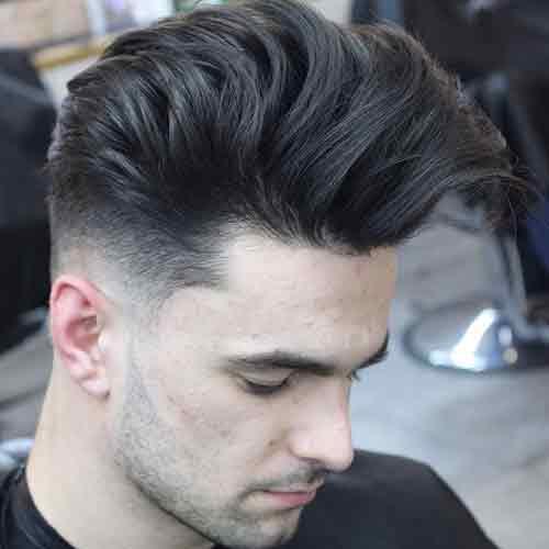 cortes de pelo lacio hombre