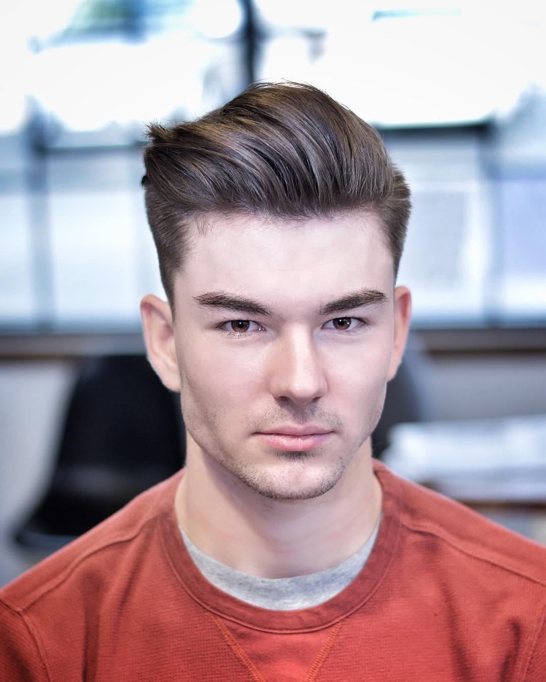 cortes de pelo lacio hombre 2018