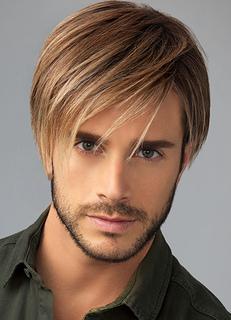 corte de pelo lacio hombre cara redonda