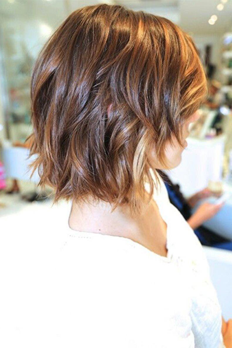cortes de pelo melena corta con volumen