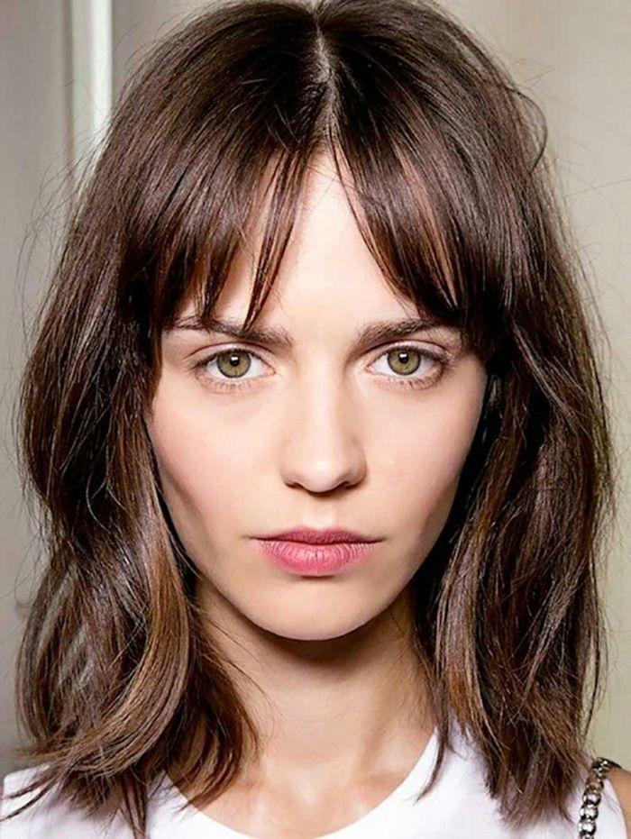 cortes de cabello para mujer cara alargada 2018