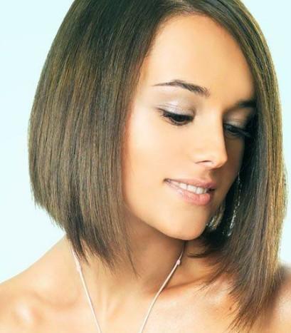 cortes de pelo para mujer al hombro
