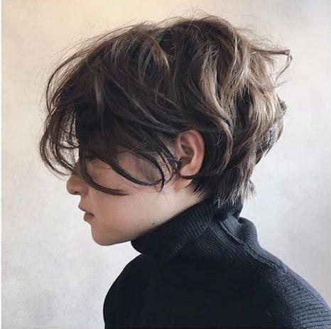 cortes de cabello pixie y bob