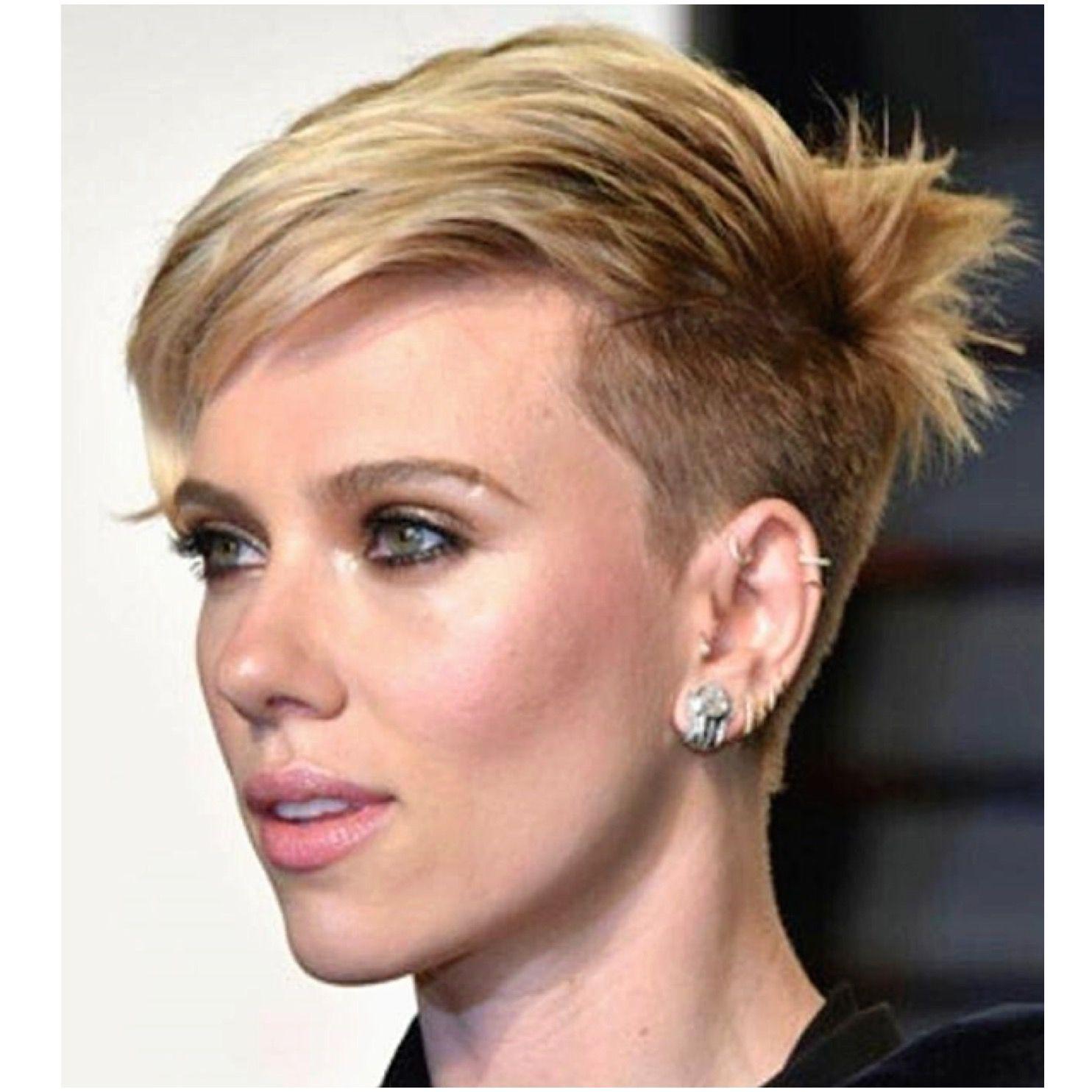 corte de pelo pixie en capas