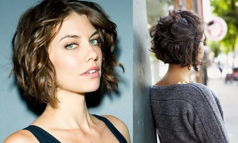cortes de pelo ondulado mujer 2017